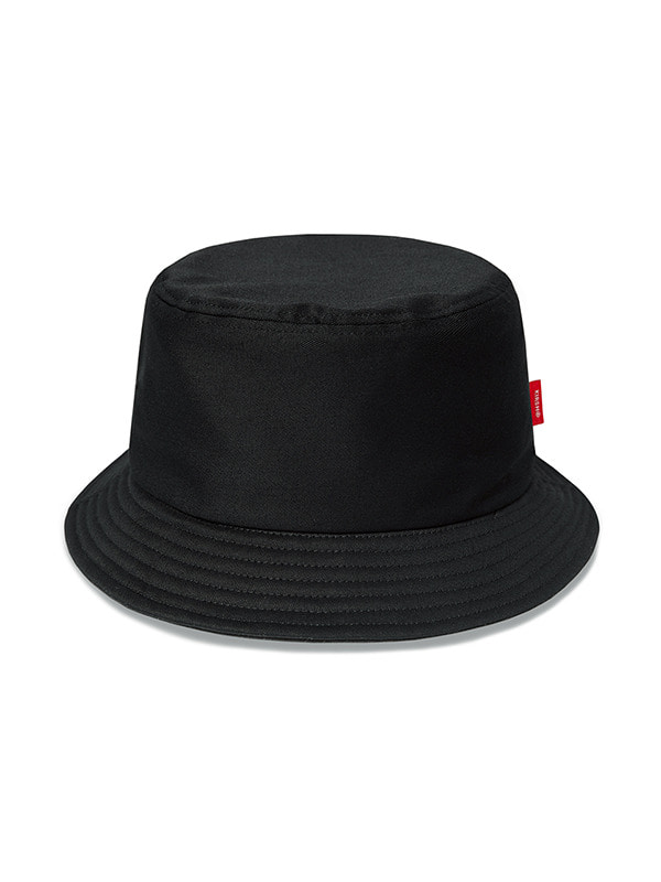 BUCKET HAT GA [BLACK]