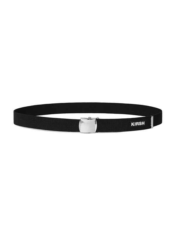 KIRSH WEB BELT HS [BLACK]