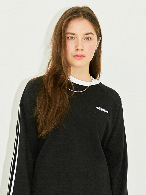 MATCH LONG SLEEVE HS [BLACK]