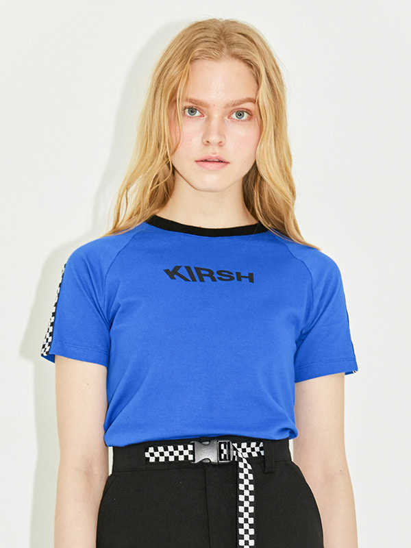 MATCH T-SHIRT HS [BLUE]