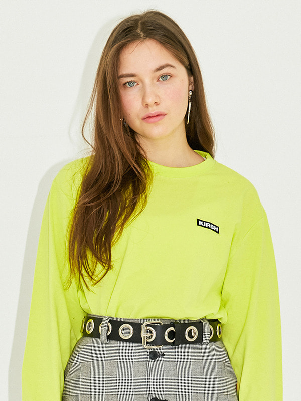 QUEENSLAND LONG SLEEVE HS [LEON GREEN]