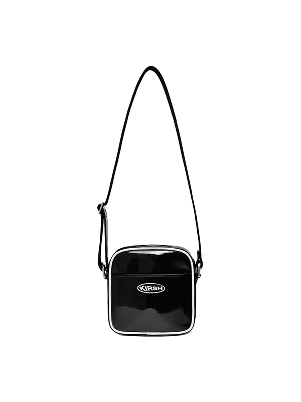 (9월10일 예약배송)KIRSH POCKET MINI AIRLINE BAG HS [BLACK]