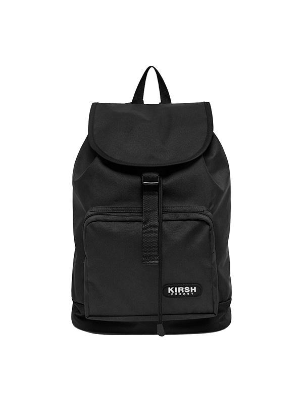 KIRSH POCKET DRAPE BACKPACK HS [BLACK]