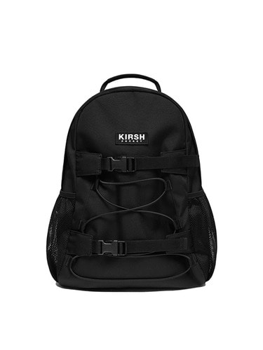 KIRSH POCKET SPORTS BACKPACK IS [BLACK]