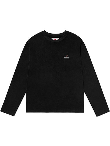 VIVASTUDIO x KIRSH LONG SLEEVE HA [BLACK]