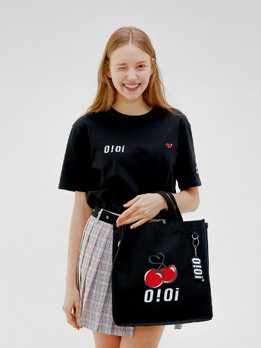 OIOI x KIRSH TWOWAY CROSS BAG [BLACK]