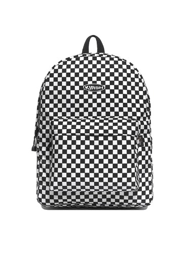 (9월17일 예약발송)KIRSH POCKET CIRCLE LOGO BACKPACK IA [WHITE]