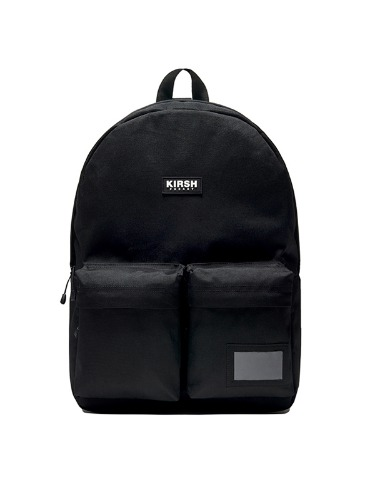 KIRSH POCKET TWO POCKET BACKPACK IA [BLACK]