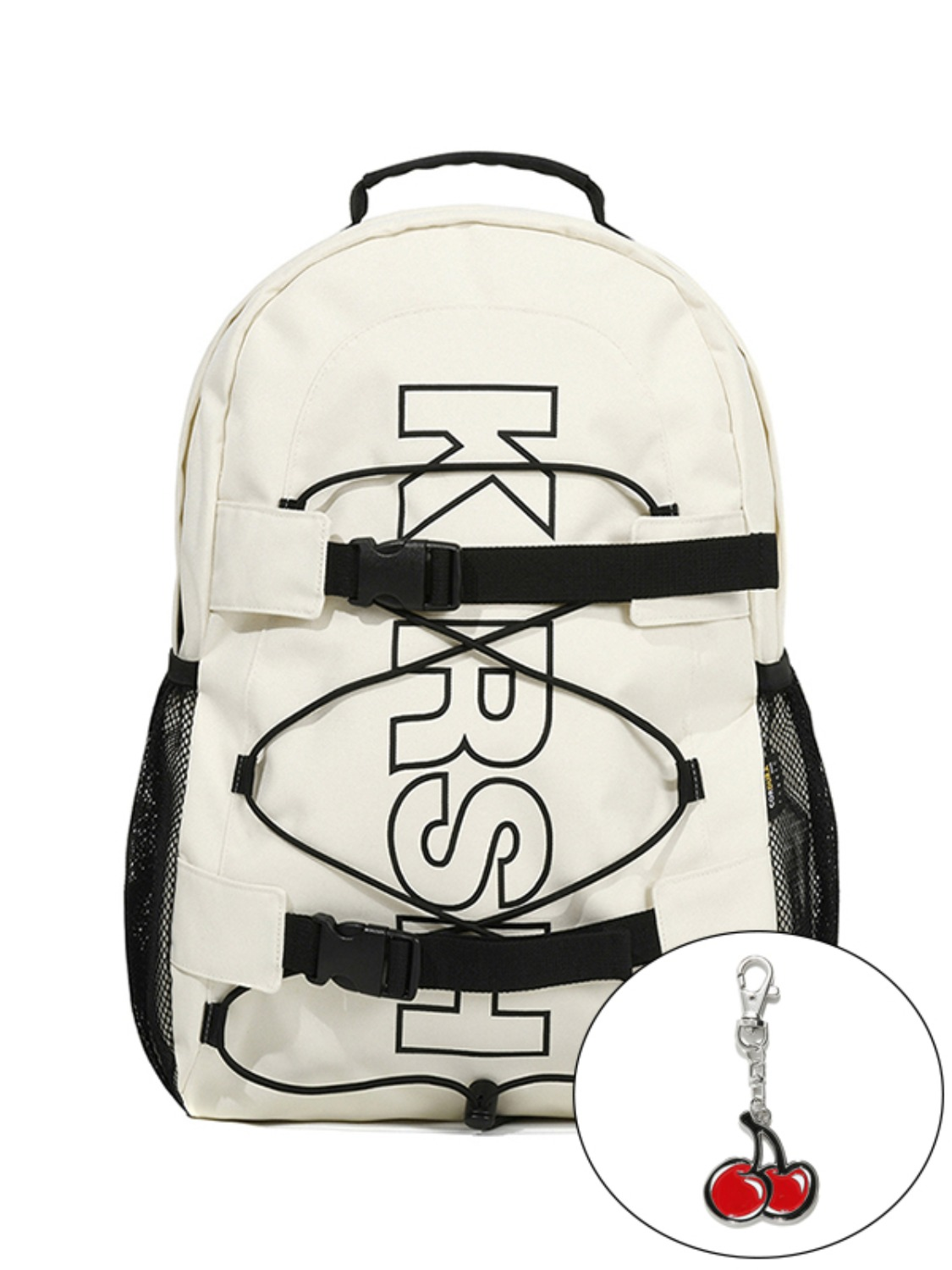 KIRSH POCKET SPORTS BACKPACK JS [IVORY]