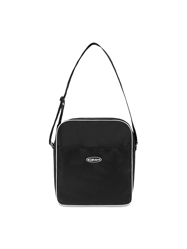 KIRSH POCKET NYLON AIRLINE BAG HS [BLACK]