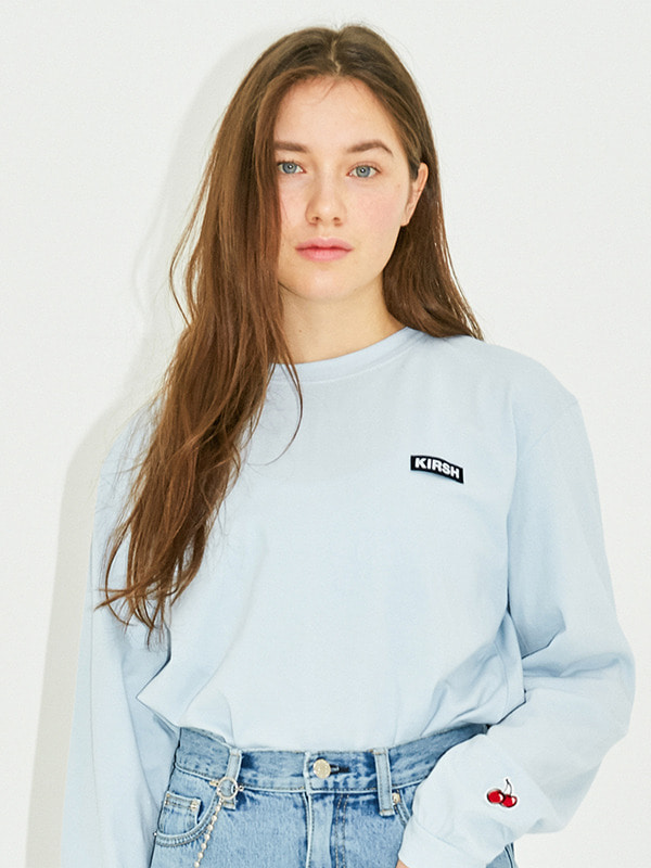 QUEENSLAND LONG SLEEVE HS [BLUE]