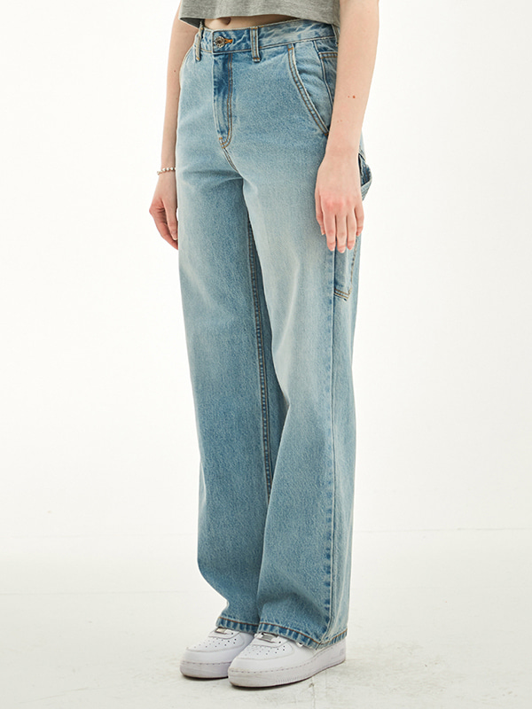 CARPENTER PANTS HS [BLUE]
