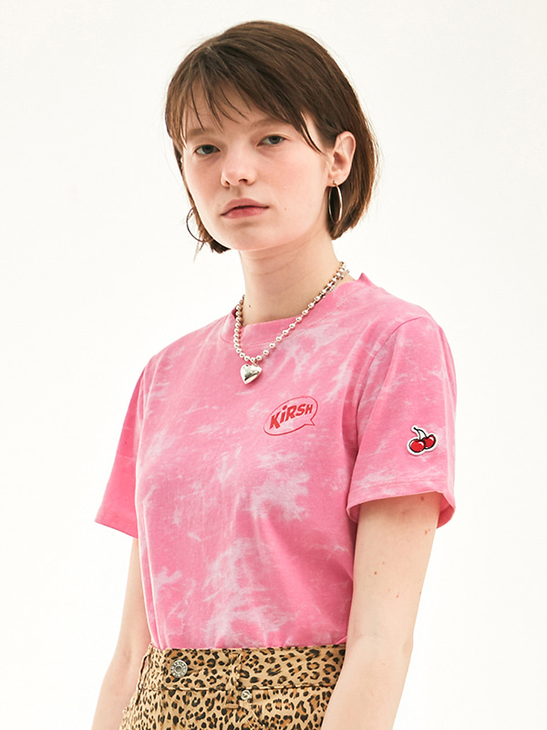 KIRSH BUBBLE T-SHIRT HS [PINK]