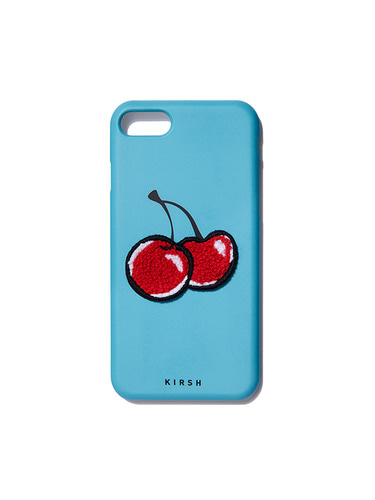 BIG CHERRY PHONE CASE HA [BLUE