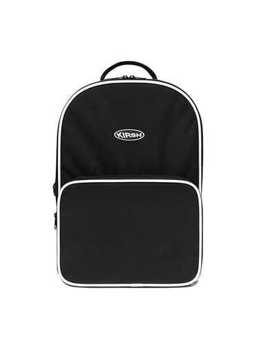 KIRSH POCKET AIRLINE BACKPACK HA [BLACK]