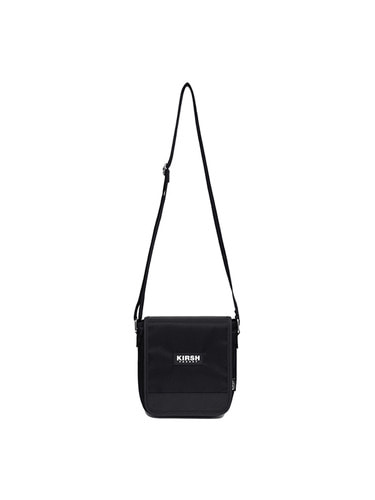 KIRSH POCKET SHOULDER BAG HA [BLACK]