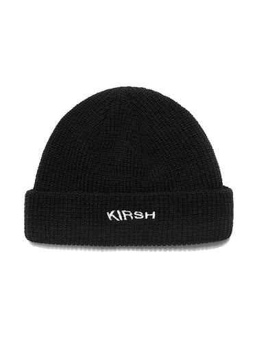 BEANIE HAT HA [BLACK]