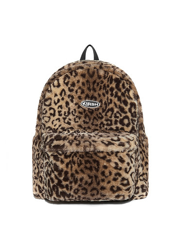 KIRSH POCKET LEOPARD BACKPACK HA [LEOPARD]