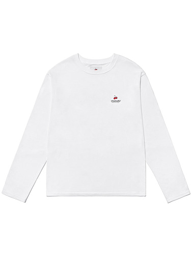 VIVASTUDIO x KIRSH LONG SLEEVE HA [WHITE]
