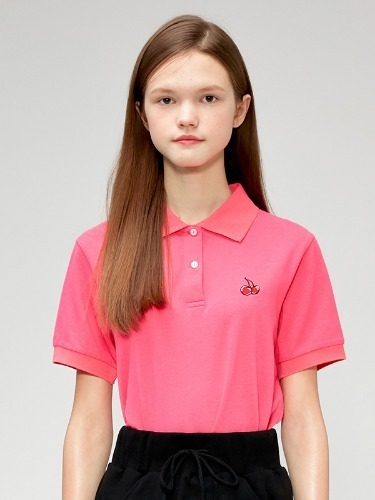 CHERRY PK T-SHIRTS IS [PINK]