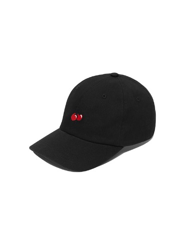CHERRY BALLCAP IH [BLACK]