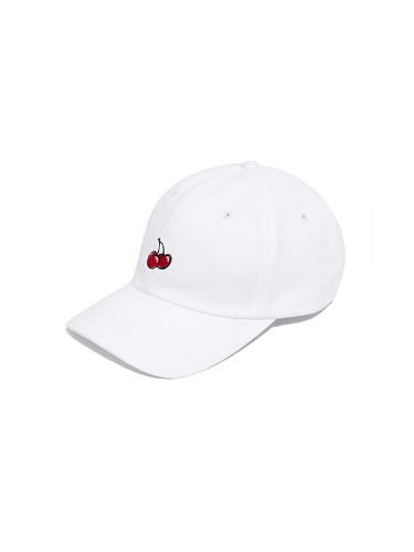 CHERRY BALLCAP IH [WHITE]