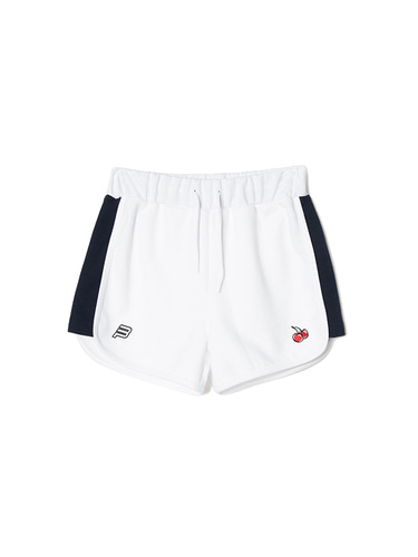 [BPS X KIRSH] DOLPHIN PANTS [WHITE]