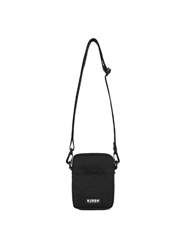 KIRSH POCKET MINI WEBBING BAG IH [BLACK]