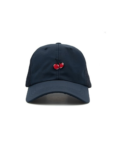 [BPS X KIRSH] CHERRY MASH CAP [NAVY]