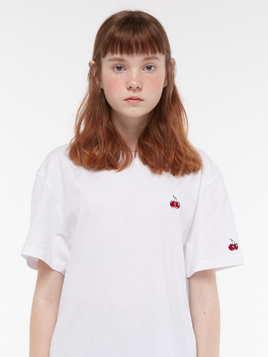 KIRSH STANDARD T-SHIRT IH 1+1 [WHITE]