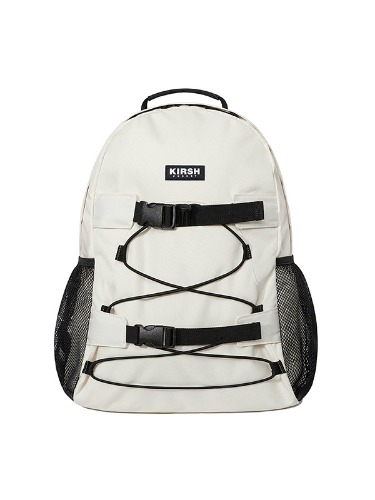 KIRSH POCKET SPORTS BACKPACK IA [IVORY]