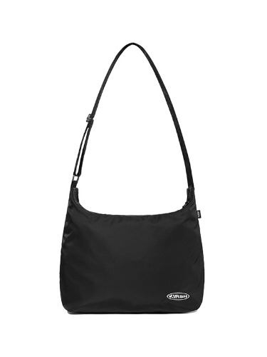 KIRSH POCKET BIG CROSS BAG IA [BLACK]