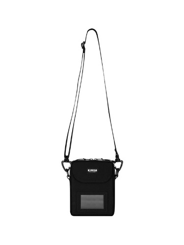 KIRSH POCKET MINI CROSS BAG IA [BLACK]