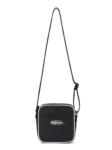 (1월31일 예약발송)KIRSH POCKET MINI AIRLINE BAG JS [BLACK]
