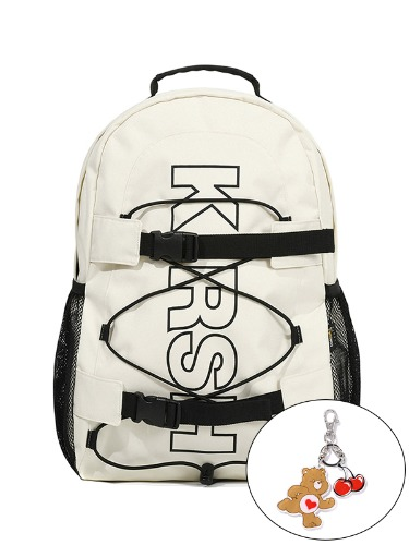 (1월31일 예약발송)KIRSH POCKET SPORTS BACKPACK JS [IVORY]