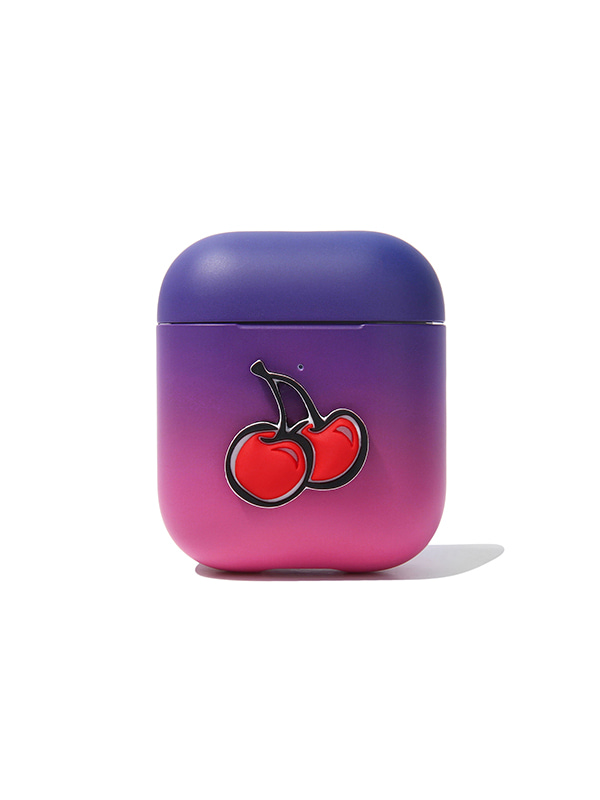 (1월31일 예약발송)GRADATION CHERRY AIRPOD JS [VIOLET]