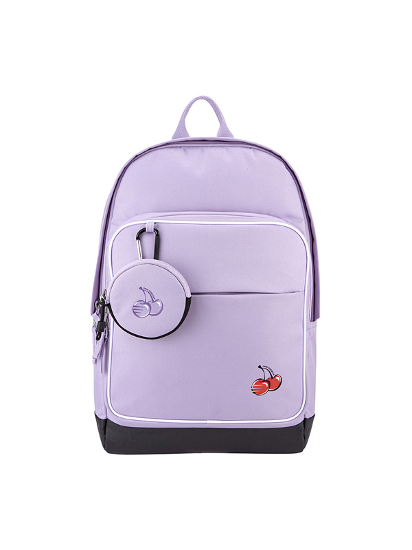 KIRSH X NB BACKPACK [LIGHT PURPLE]
