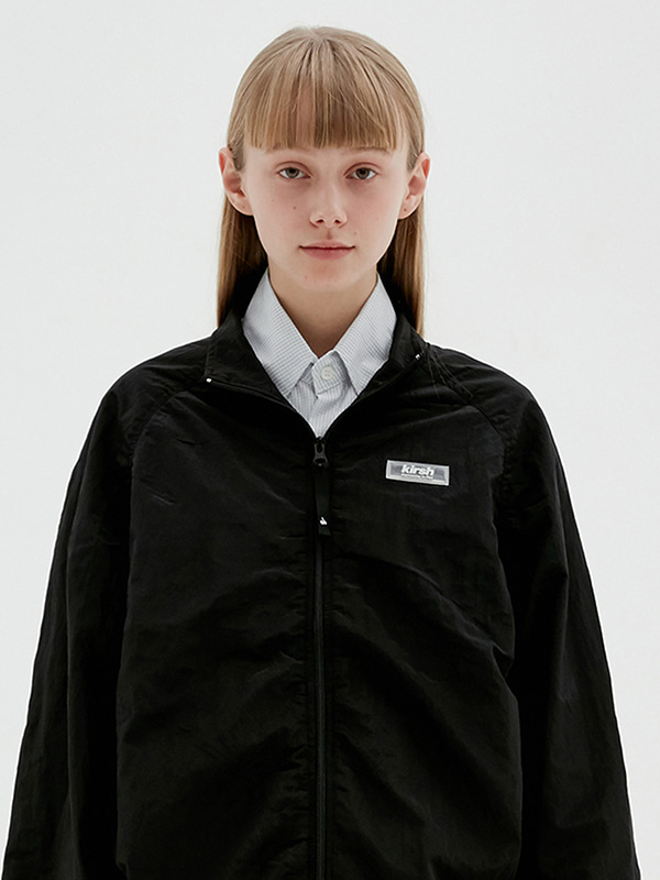 KIRSH TRACK JACKET JS [BLACK]