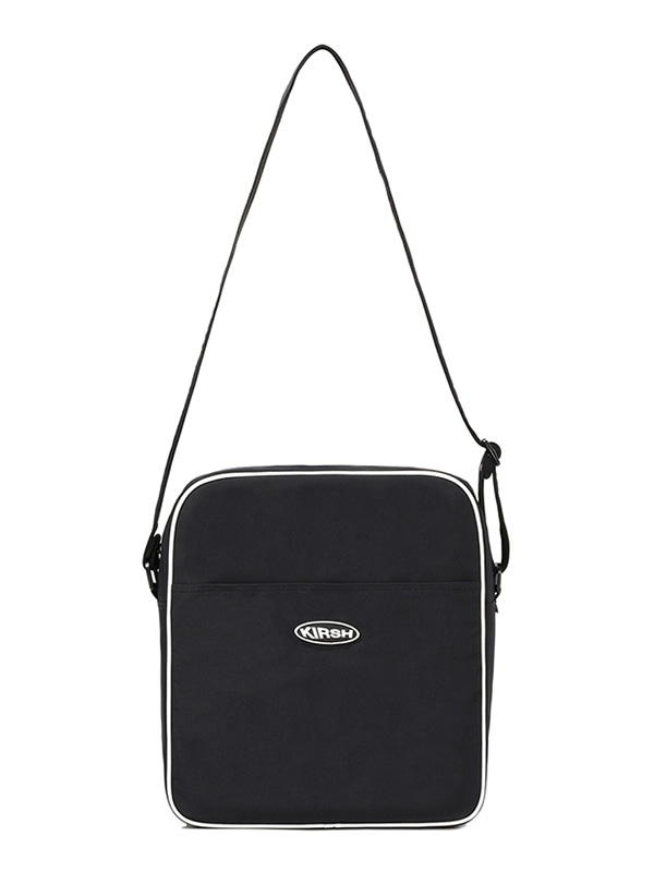 KIRSH POCKET AIRLINE BAG JS [BLACK]