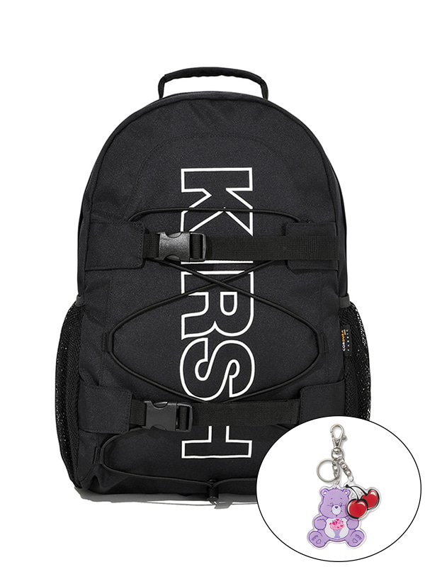 KIRSH POCKET SPORTS BACKPACK JS [BLACK]