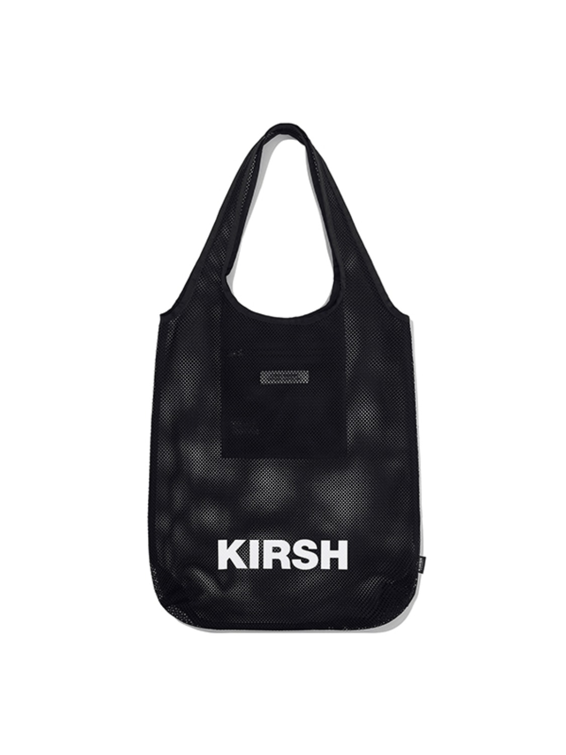KIRSH POCKET BEACH MESH BAG JH [BLACK]