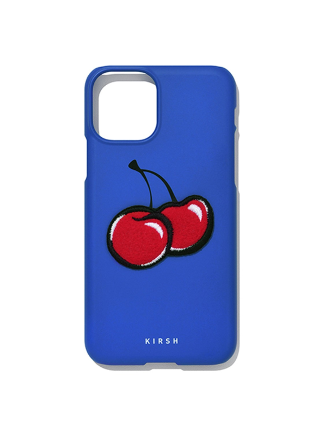 BIG CHERRY IPHONE CASE JA [BLUE]